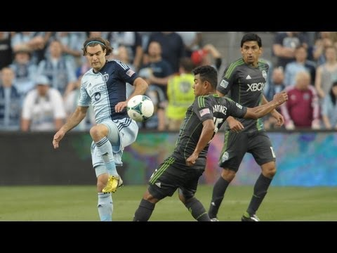 Highlights: Seattle Sounders vs. Sporting KC | May 8, 2013
