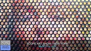 SCOPE ART SHOW 2019 NY