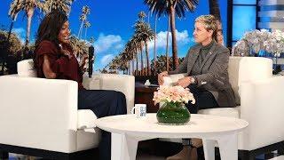 Ellen Surprises an Inspiring