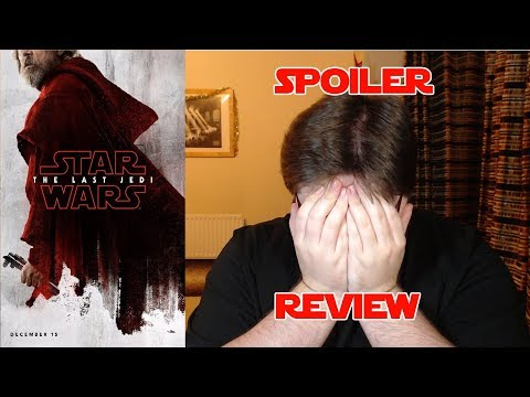 Star Wars The Last Jedi Spoiler Review (Disney is ruining Star Wars)