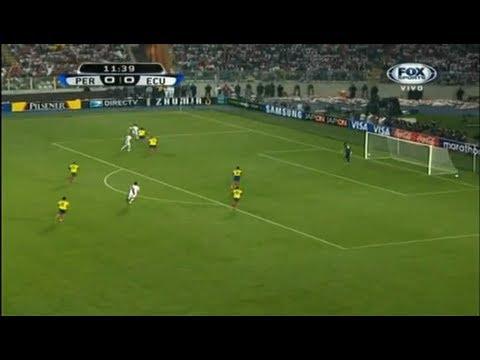 Peru 1 Ecuador 0 - Fox Sports (Gustavo Cima)