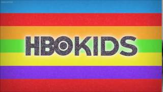 New 2017 HBO Kids logo closing