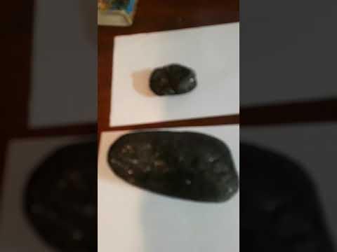 Unknown Stone Found On Beach