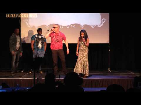 TUGGAWAR performs at Ghana Youth Ball on the 4th April 2015