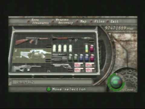 Resident Evil 4: How to unlock EVERYTHING in 5 mins!(PS2 ONLY) tut