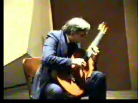 Moreno Torroba - Madroños César Amaro guitarra