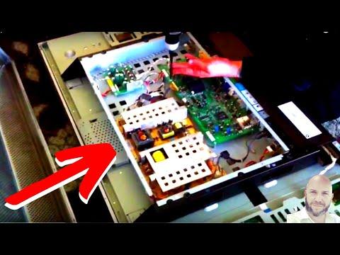 Vizio TV Repair - How to Install Vizio LCD Motherboard