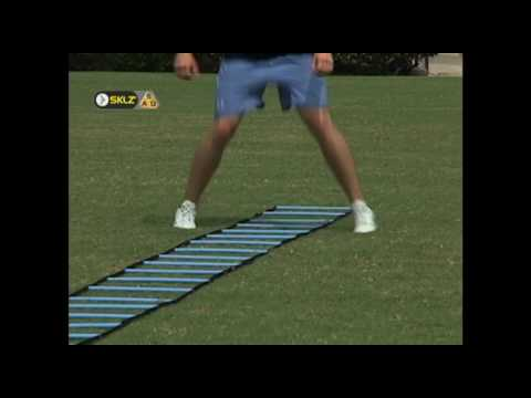 Saq Quick Ladder Instructional Video By Sklz Youtube