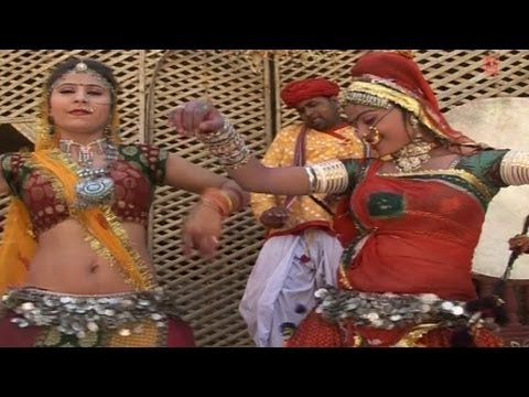 Latest Rajasthani Holi Video Song - Neli Mehndi Mhaari Naldal Baai - Aaja Rang Doon Thaara Gora Gaal video