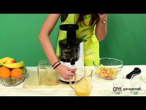 GarageMall - Prezentare Storcator de Fructe Hurom HH-WBE11 Elite