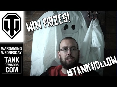 World Of Tanks PC - Trick Or Treat At #TankHollow - Wargaming Wednesday