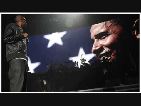 Jay-Z - My President Is Black (Remix) NEW EXCLUSIVE (Lyrics)