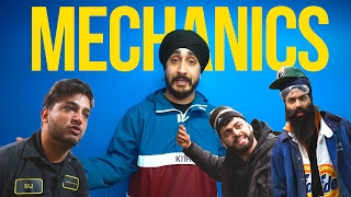 Jus Reign | Car Mechanics from HELL