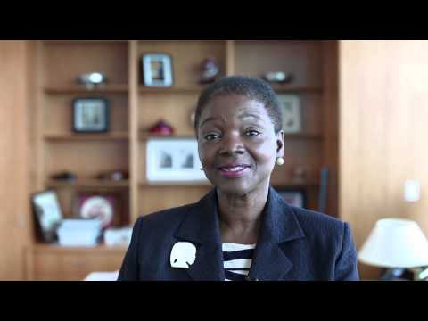 UN Humanitarian Chief Valerie Amos on her visit to Iraq