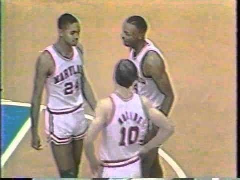 Len Bias vs David Robinson NCAA 1985 Maryland vs Navy