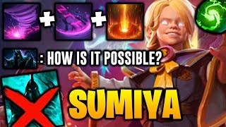 SUMIYA PERFECT INVOKER [How is it possible?!] [1440p] Dota 2
