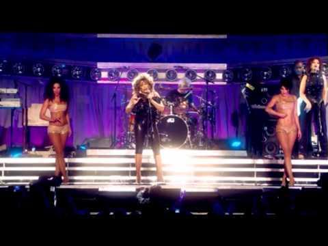 Clare Turton Derrico -Tina Turner Live - Typical Male - YouTube