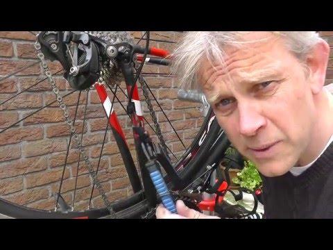 fietsketting versleten meten