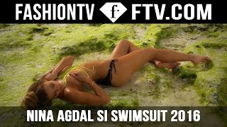 FTV HOT! Nina Agdal SI Swimsuit 2016 | FTV.com