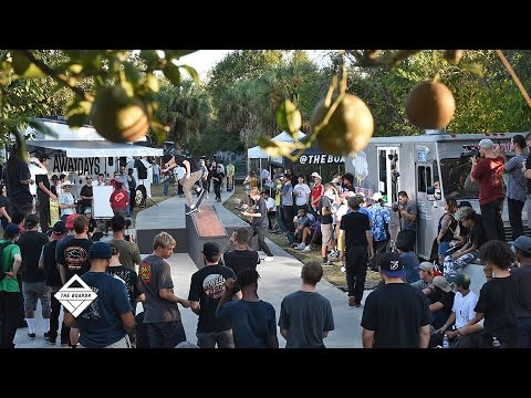 The Boardr BBQ at The #DreamDriveway with Nate Greenwood, Dashawn Jordan, and More