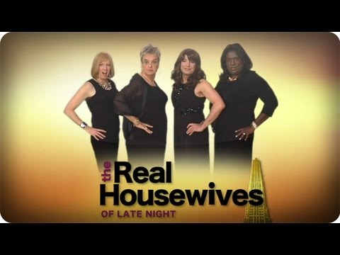 Late Night with Jimmy Fallon - The Real Housewives of Late Night in Indianapolis