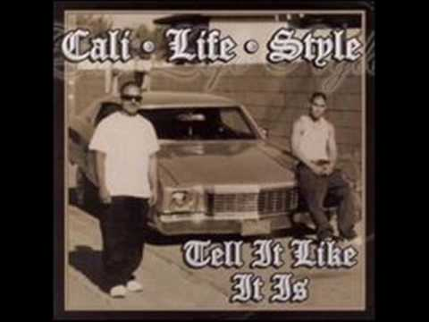 Cali Life Style-Back Streets ft Triple C