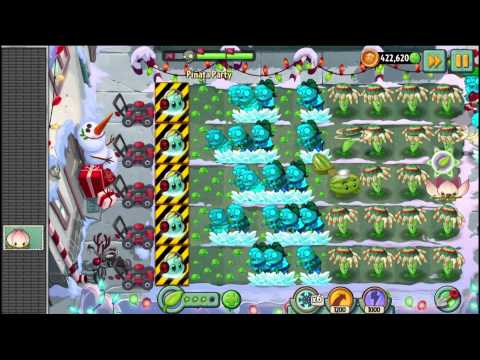 Plants vs Zombies 2 Feastivus Is Here! Holiday Surprises #13