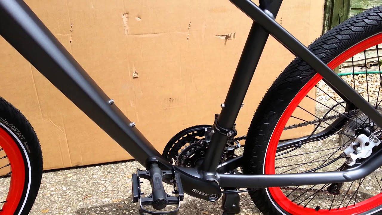 bmw cruise m bike 2014 unboxing youtube. Black Bedroom Furniture Sets. Home Design Ideas