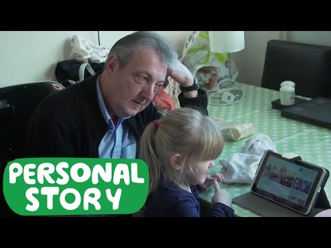 Coping with the side effects of throat cancer - Macmillan Cancer Support (Gary's story)