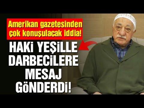 Fethullah Gülen 15 Temmuz'un sinyalini haki kıyafetiyle mi verdi? Son Dakika Haber