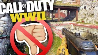 10 Things I DO NOT LIKE about Call of Duty WW2