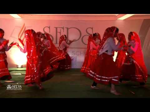 Haryanvi Folk Dance | South End Public School Fest'13 video