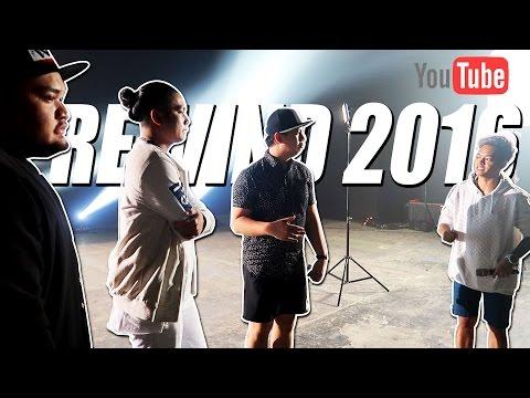 YOUTUBE REWIND INDONESIA 2016 | VLOG & Behind The Scene