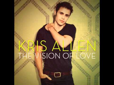 Kris Allen - The Vision of Love (Audio) Music Videos