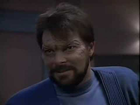 The Rape of William Riker