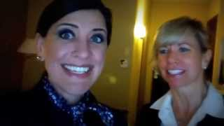 Flight Attendant Interview for Alaska Airlines/Post Thoughts Duo