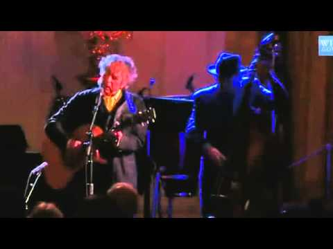The Times They Are A Changin Bob Dylan @ the White House Live