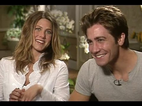 Jennifer Aniston & Jake Gyllenhaal Interview 2002