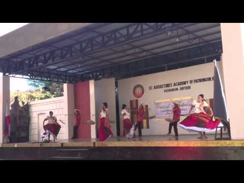 Folkdance: Regatones video