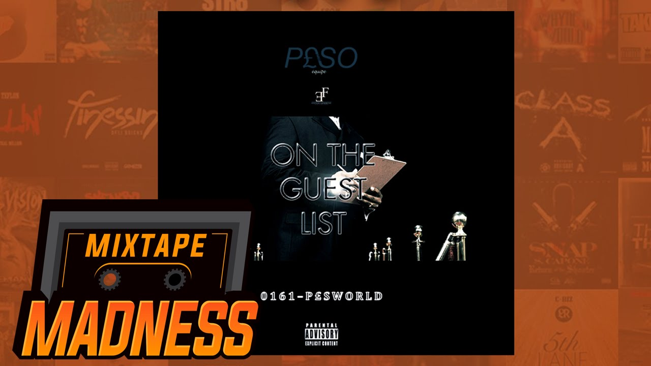 P£SO equipe (@IShoShoMusic @EseAkira @TMOfficialMusic) - Guestlist (Prod By Giovanni)
