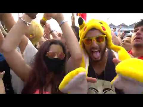 Nicky Romero & StadiumX vs.Galantis - Harmony vs  Runaway @ Tomorrowland Belgium 2016