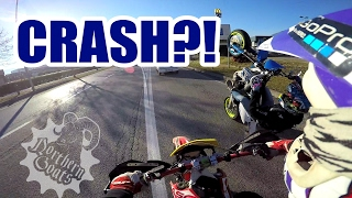 Winter wheelie paradise | TM CRASH | Northern goats 2017