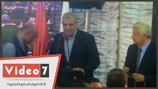 """""""الزمالك"""" يكرم رئيس الوزراء بحفل افتتاح منشآت النادى"""