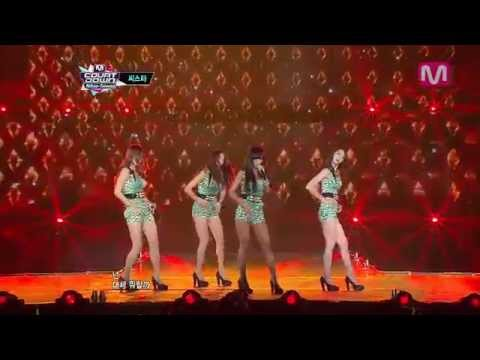 씨스타_나 혼자(Alone by SISTAR@M COUNTDOWN Nihao-Taiwan 2013.4.25)