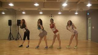 걸스데이 - 반짝반짝 안무 영상|Girl's Day - Twinkle Twinkle Dance Practice Video