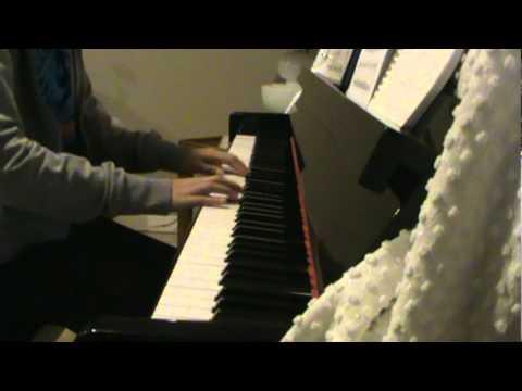 Magic Knight Rayearth: Yuzurenai Negai (full Song) - Piano video