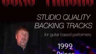 Backing Track 34 1999 34 Prince Minus Guitar And Vocals