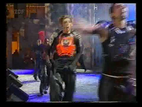 BSB - Larger than life - Wetten dass - 1999