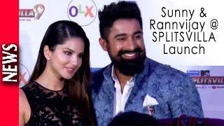 Latest Bollywood News - Splitsvilla Season 9 With Sunny Leone And Rannvijay - Bollywood Gossip 2016
