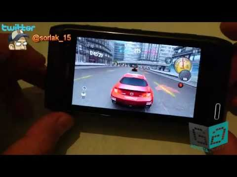 Nokia N8 Games Review